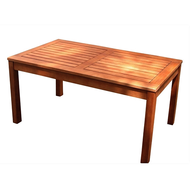 Tables Teak Patio Furniture