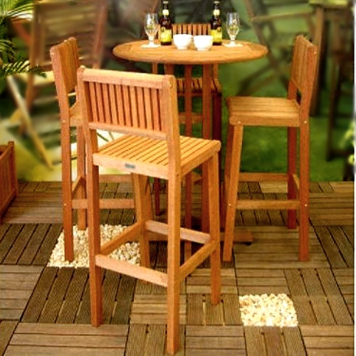 Perfect Bar Height Teak Patio Set 500 x 500 · 123 kB · jpeg