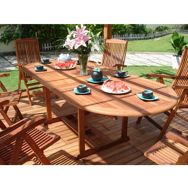 Tables Teak Patio Furniture Teak Outdoor Furniture - wooden patio dining table