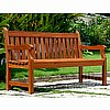 Teak Type Heavy Quality 5 Foot Bench