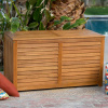 Acacia Patio Storage Trun
