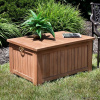 Teak Deck Patio Storage B
